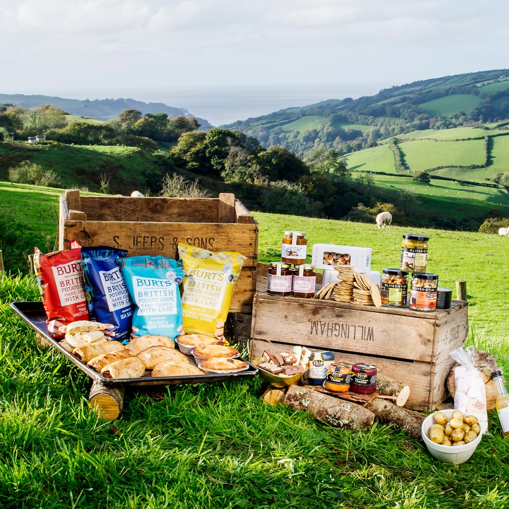Luxury Hampers at Longlands