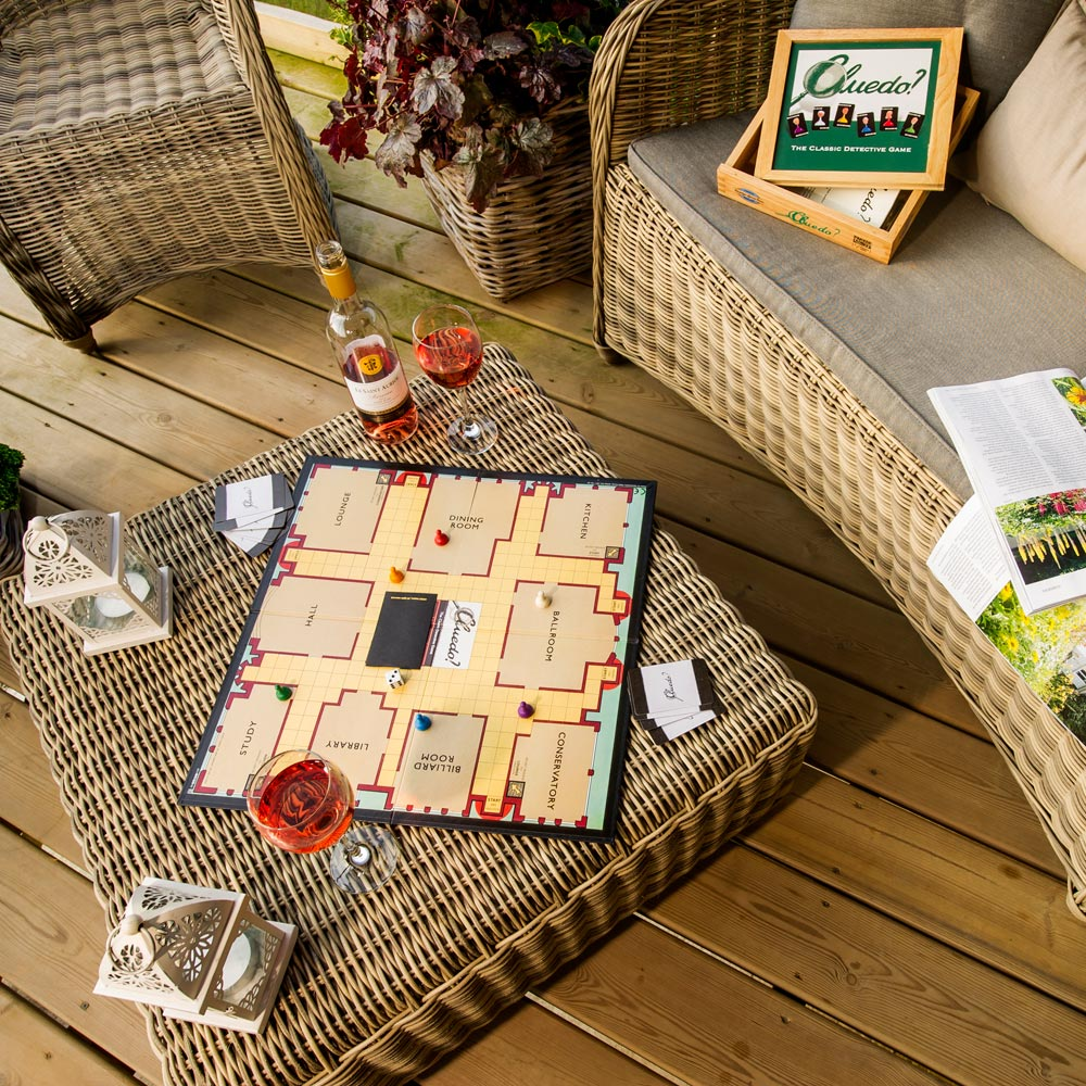 Family Games in Longlands Luxury Glamping Lodges