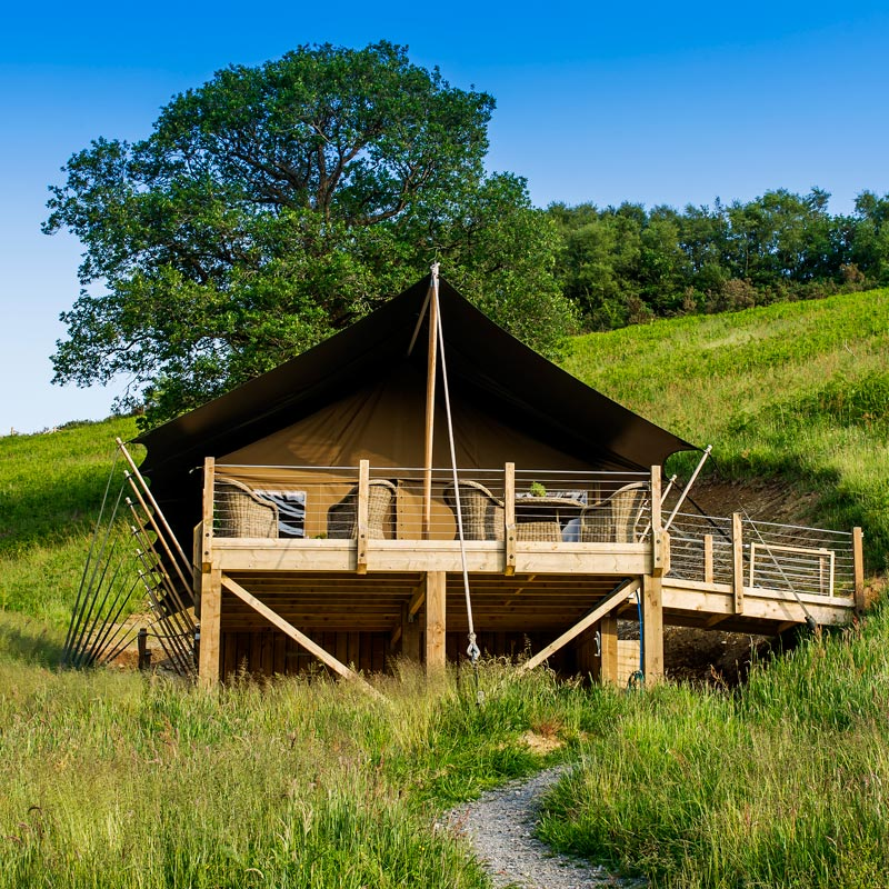 Luxury Lodges at Longlands Glamping