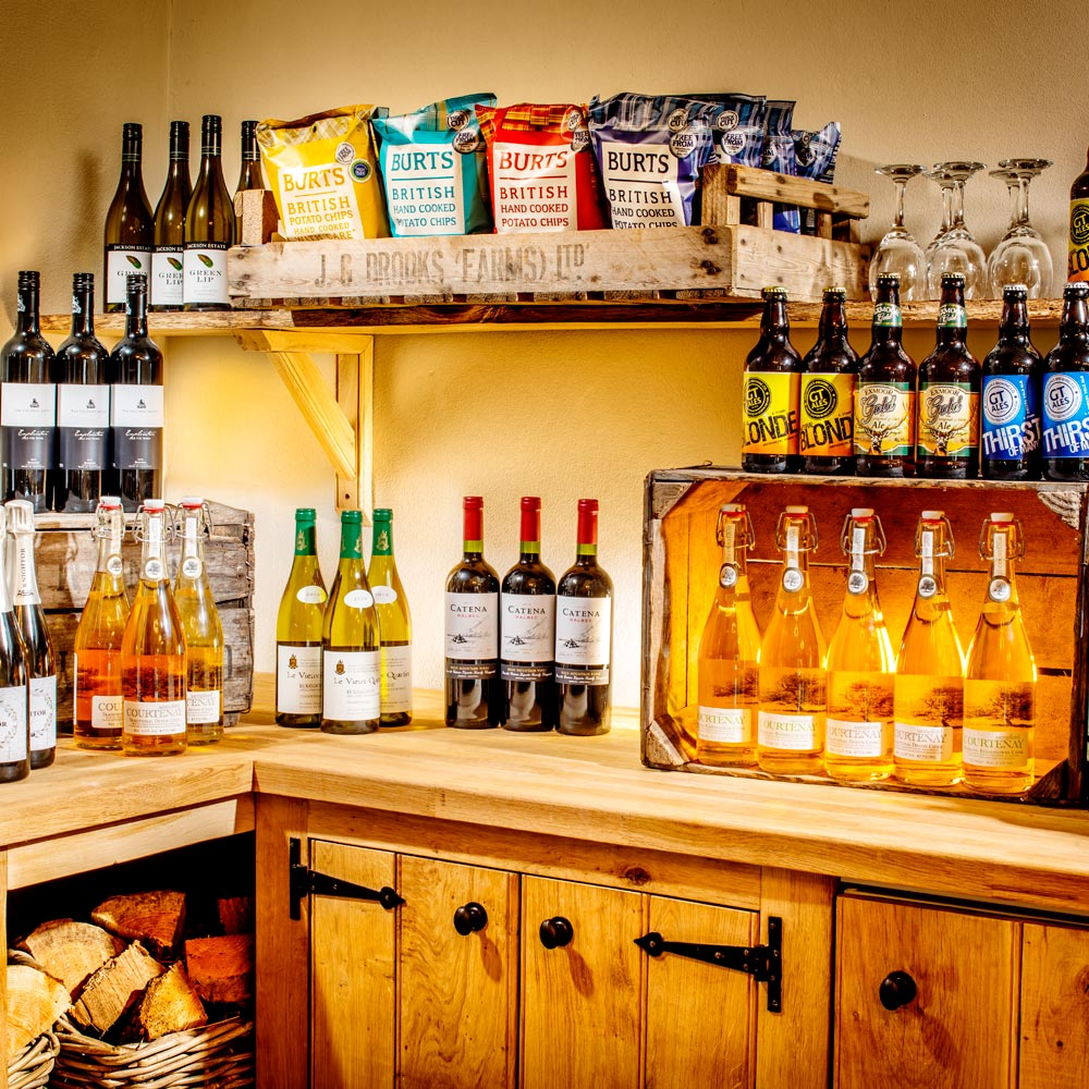 The Shop at Longlands Glamping