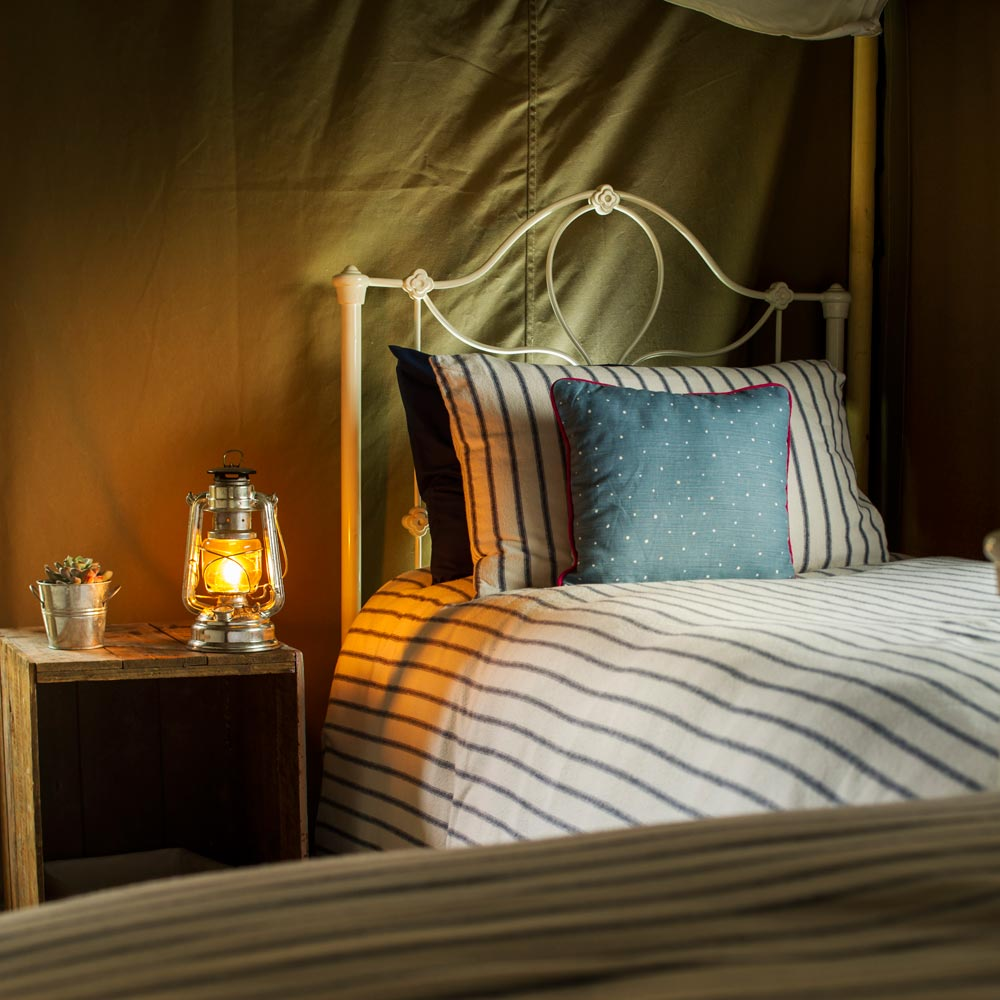 Twin Rooms at Longlands Glamping