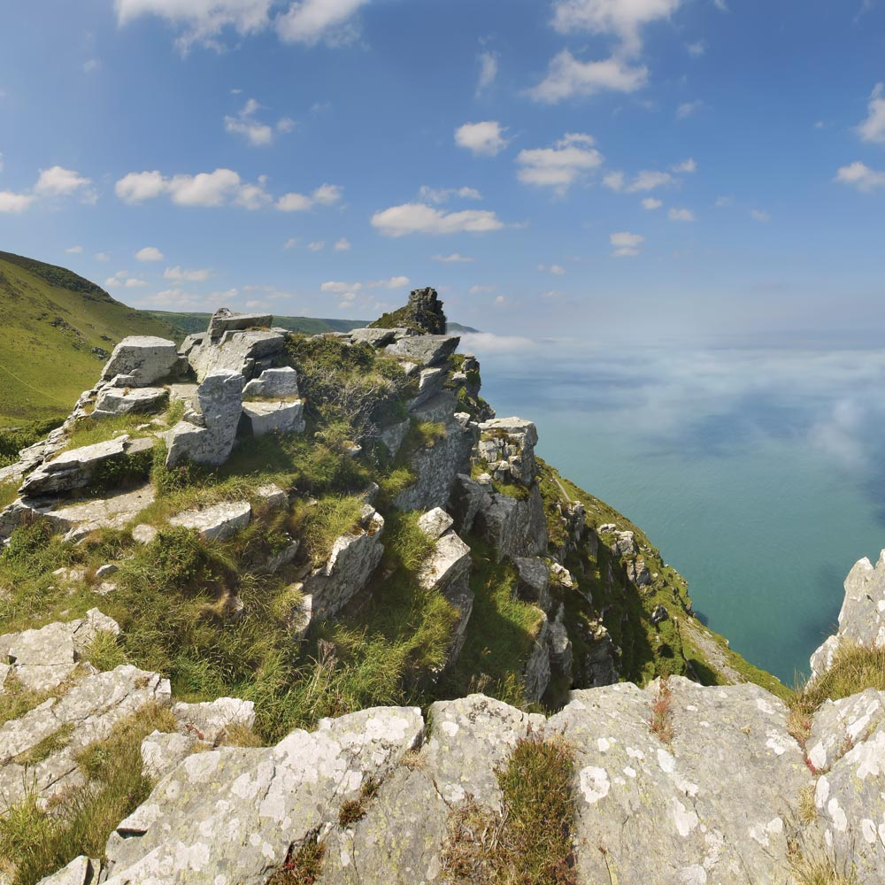 Enjoy coastal walks from Longlands