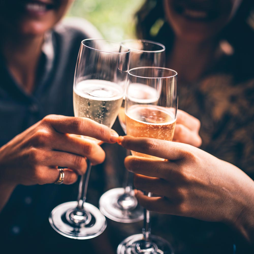 Glamping Group Parties and Celebrations at Longlands Devon