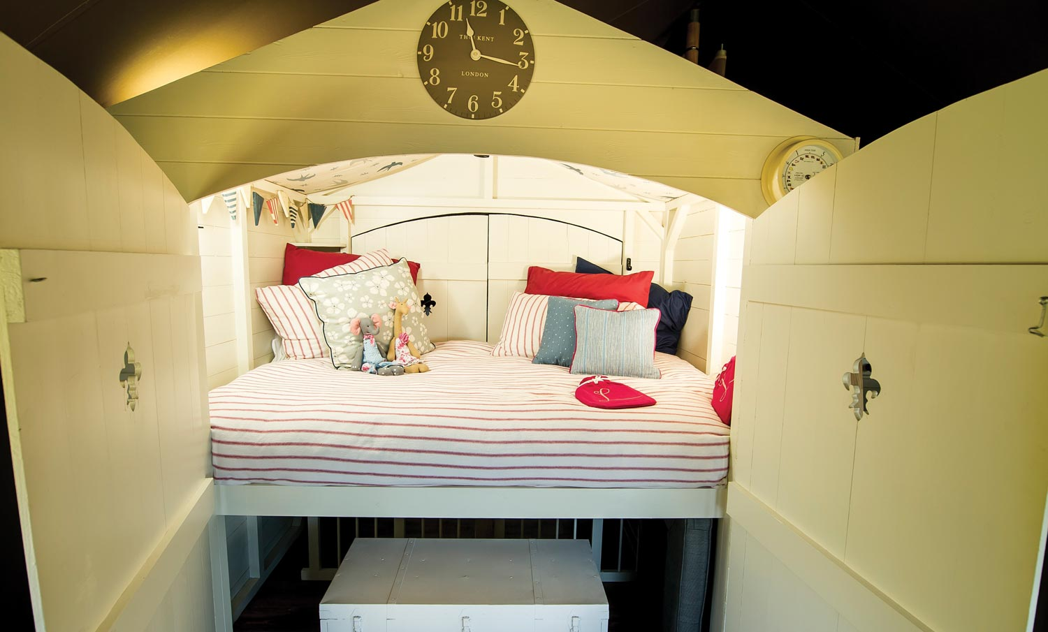 Cosy Hideaways at Longlands Glamping