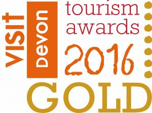 devon tourism GOLD 2016