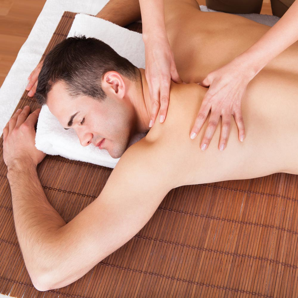 Relaxing Massages at Longlands Glamping Devon