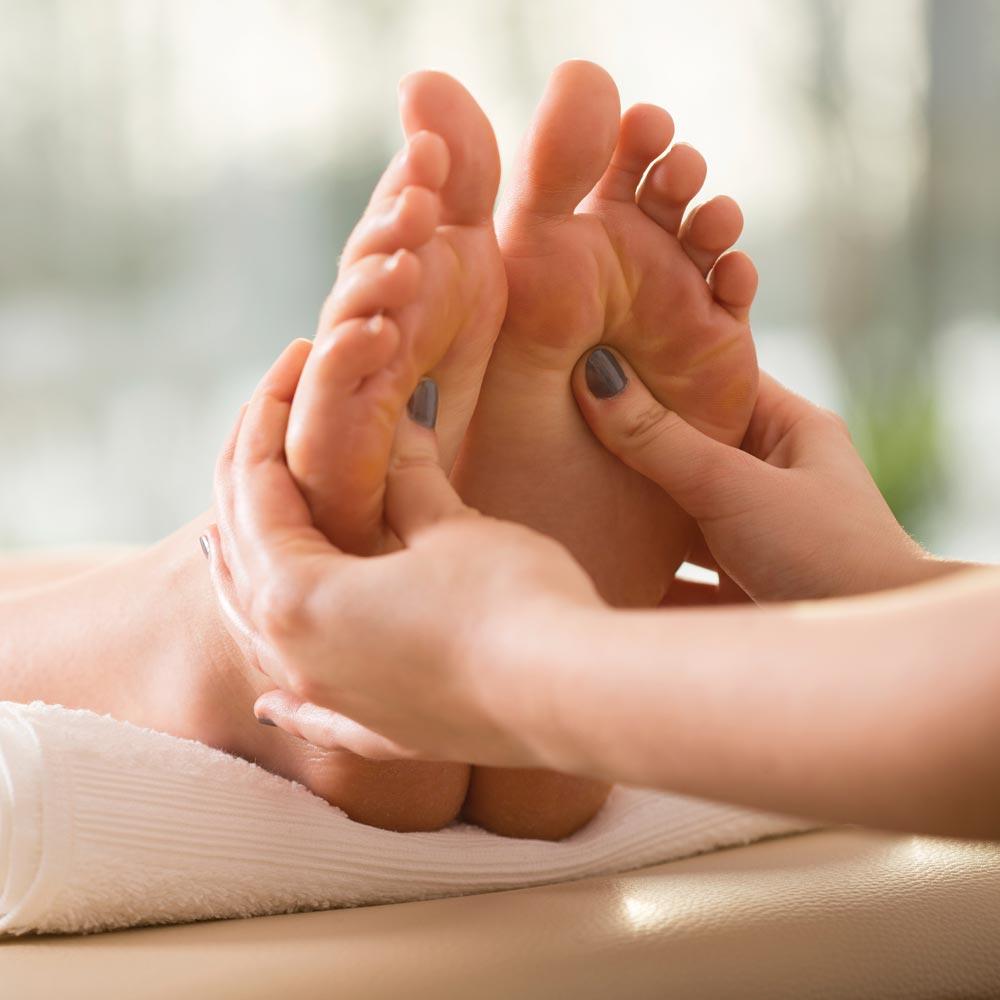 Massages at Longlands Glamping Devon