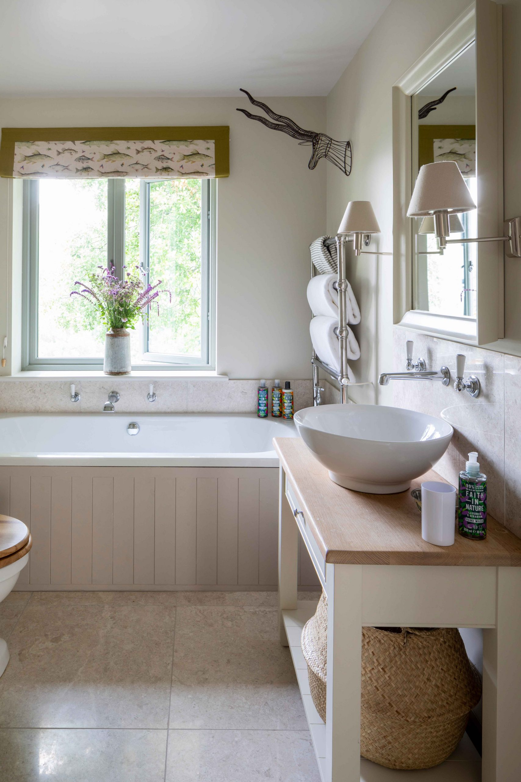 Long Barn Family Bathroom