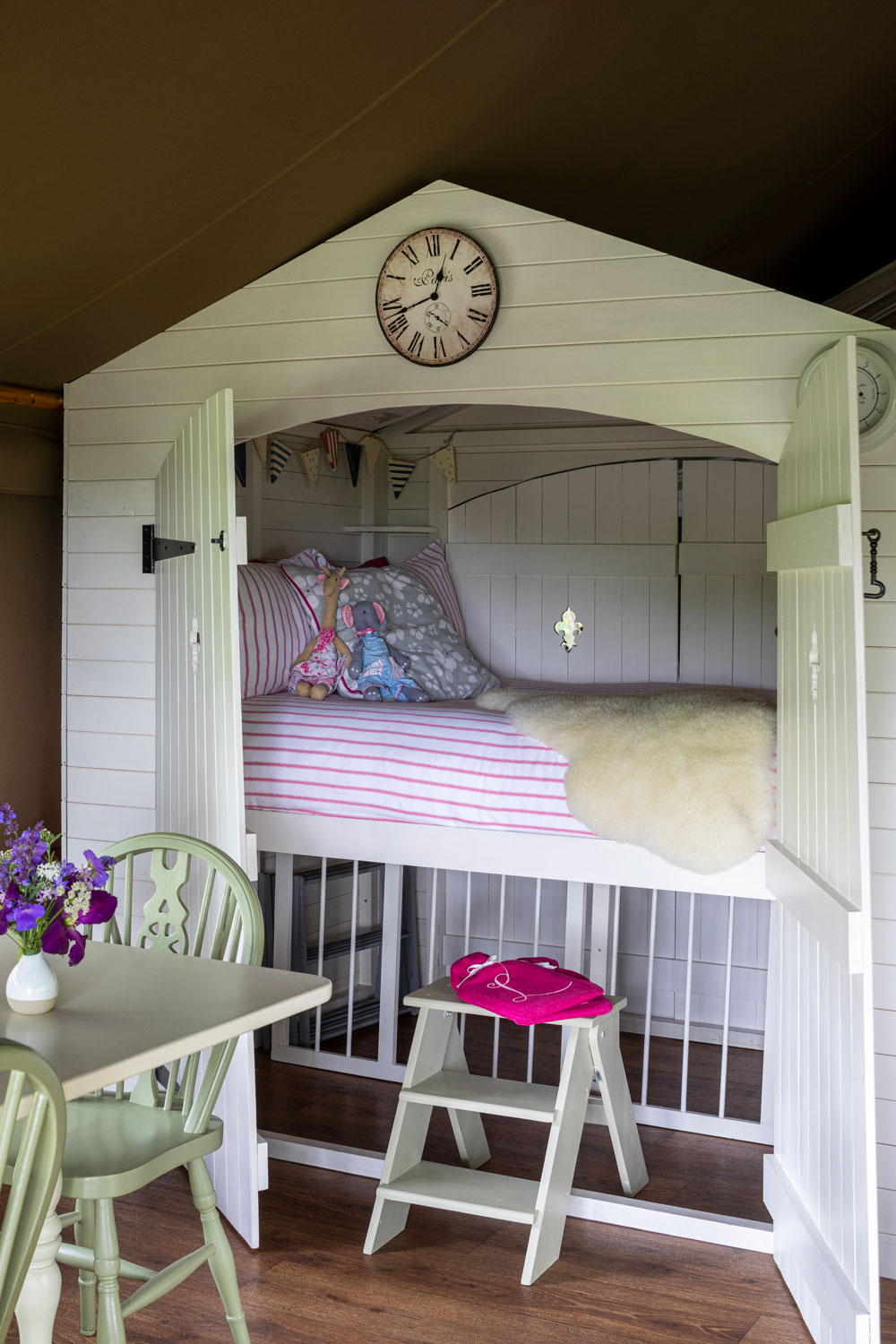 Longlands Devon Child Friendly Glamping